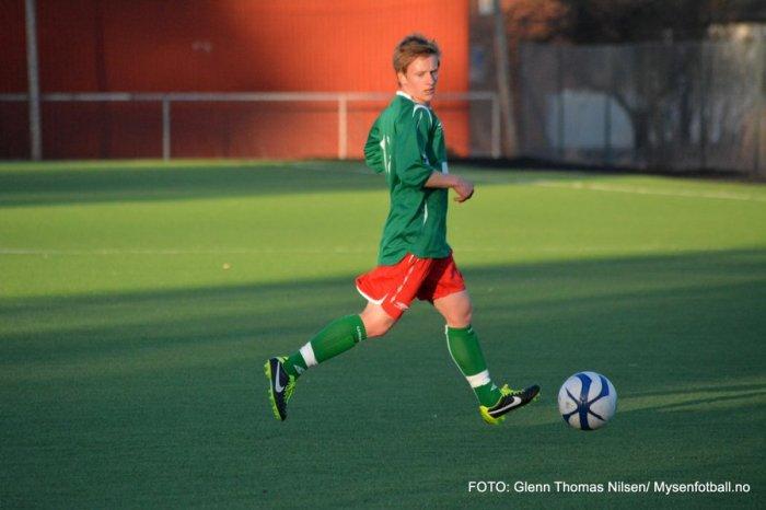 gutter dfi fotball