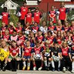 Tine Fotballskole - påmeldingen har åpnet