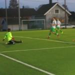 Juniorlaget med 1-0 seier over Lervik