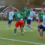 Juniorlaget tapte i første runde i junior-NM