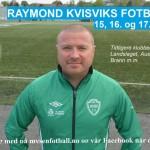 Raymond Kvisviks fotballskole utsatt til august