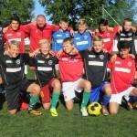 Raymond Kvisviks fotballskole godt gjennomført